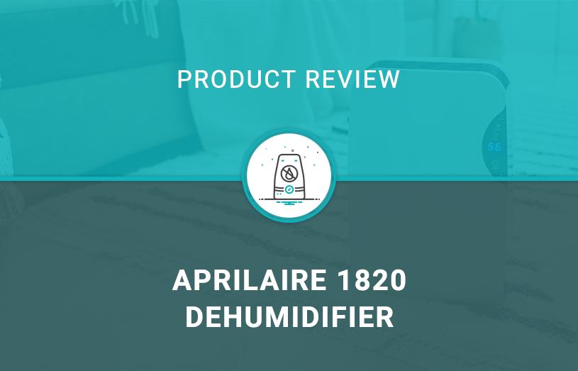 Aprilaire 1820 Dehumidifier