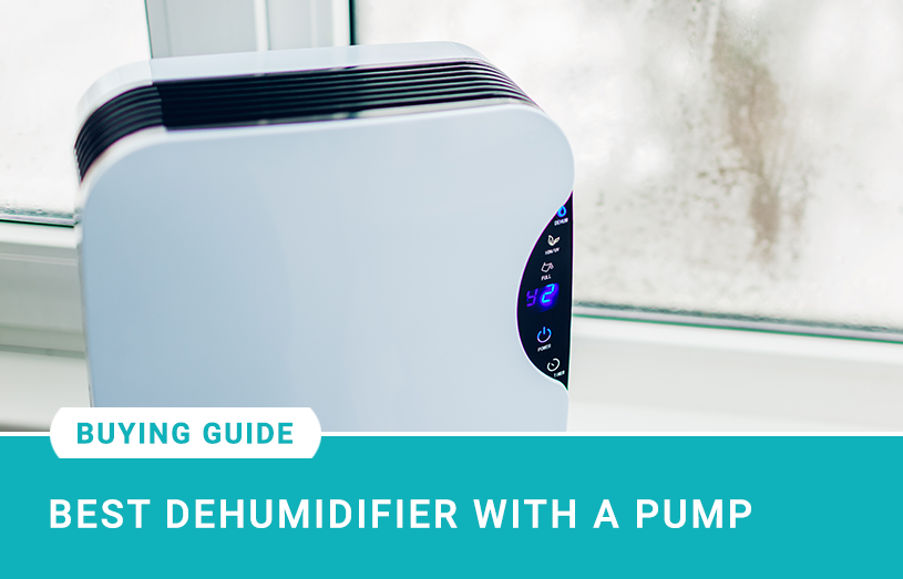 Best Dehumidifier With A Pump