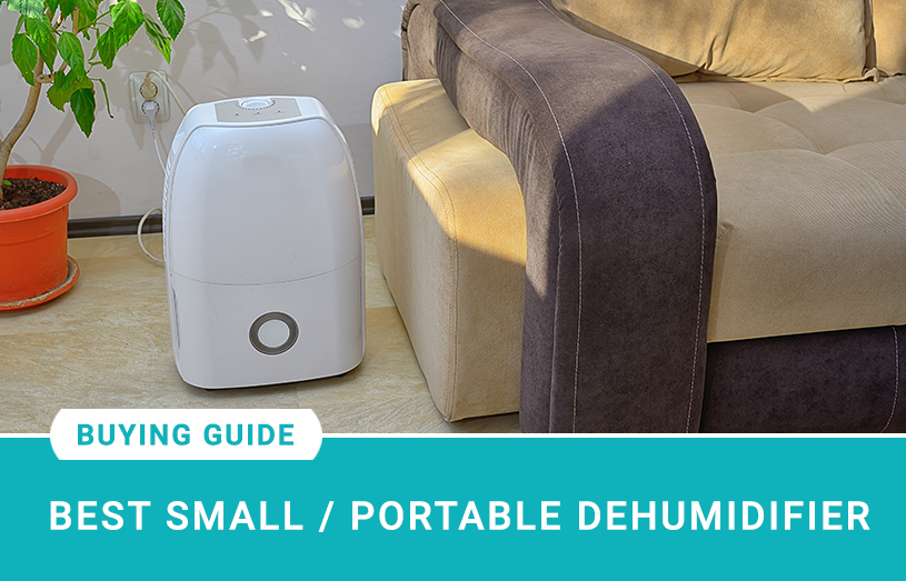 Best Small Portable Dehumidifier